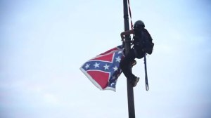 Activist Bree Newsome scaled a flagpole at the South Carolina state capitol and did something white politicians couldn't -- removed the Confederate flag that flew there for over 15 years.
